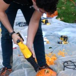 Fab. Friday Pumpkins + Power Tools
