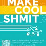 Make Cool ShMIT on 2/23